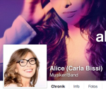 FB alice official page