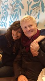 Alice und Ron in Sanremo